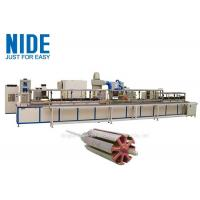 Best Automatic Armature Powder Coating Equipment / Rotor Powder Coating Oven wholesale