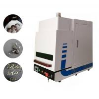 Best Air Cooling Fiber Laser Marking Machine Environmental 2 Years Warranty for Industrial wholesale
