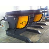 Best 1100W Horizontal Automatic Pipe Welding Positioners 3 Ton Rotation Capacity wholesale