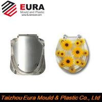 China EURA Zhejiang Taizhou customer design plastic toilet seat cover mould on sale