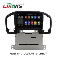 Best Android 7.1 Opel Car Radio DVD Player Insignia With Multimedia Radio wholesale