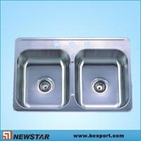 China Cupc approve steel sink on sale