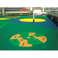 Buy cheap Safe Ground-mate EPDM seamless surface product