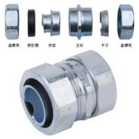 Hexagonal Metal Connector Ferrule Pipe End Compression Fitting (DGJ-1)