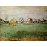 Best Impressionist(3830) Landscape_at_Gennevilliers wholesale