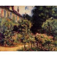 Best Impressionist(3830) The_Artist-s_House_at_Giverny wholesale