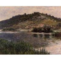 Best Impressionist(3830) Landscape_at_Port-Villez wholesale