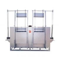 Buy cheap Formwork Roasting Equipment Double-door energy-saving roaster from wholesalers