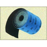 China Flexible aluminium oxide abrasive cloth roll on sale