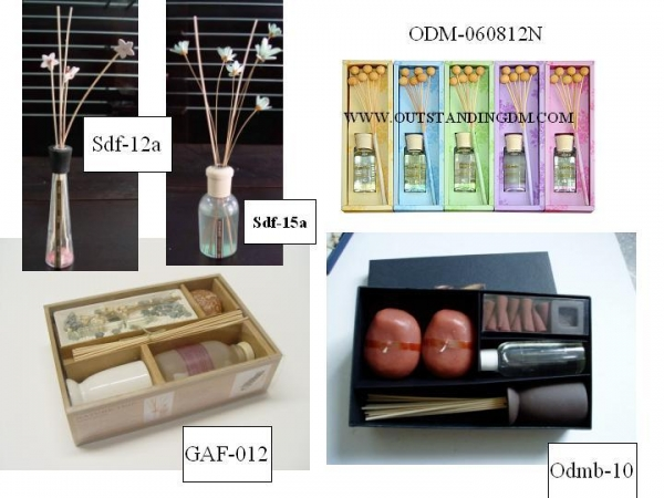 Cheap Gift Reed Diffuser Set for sale