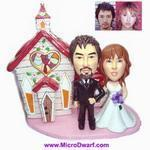 Best Wedding Cake Toppers & Wedding Gifts (59509) wholesale