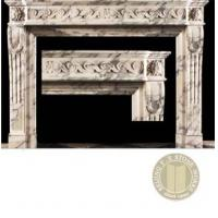 Buy cheap Marble Fireplace Fxfr-01 from wholesalers