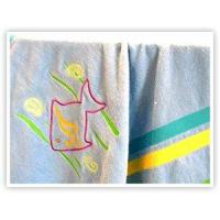 China TOWELVelour Jacquard Beach Towel with Dobby borders and Embroidery 【Coding of Commodity:】JB_THXH006 on sale