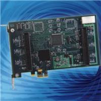 China 48-Channel PCI Express digital I/O card eases programming on sale
