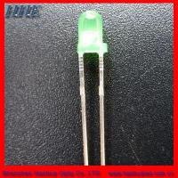 Best 3mm round led(3.0*5.3) green color wholesale