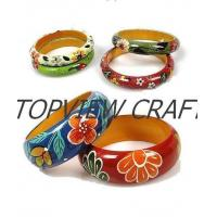 Best Candle Holder/Stand Wooden Bangle4 wholesale