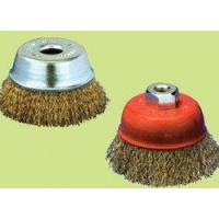 Best Abrasives, Files & Deburring Tools Cup Brushes-Crimped Wire wholesale