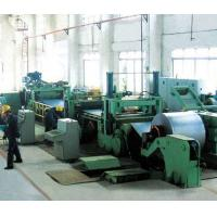China Slitting Machine (cut to length) High Speed Slitting Line (3-10mm) on sale