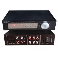 White one Product name::(HDA-18A)Dolby AC3 DTS Audio Decoder