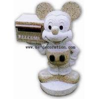 Best Slate Paving & Tiles Product Namesunset gold granite mickey mouse mailbox sculpture wholesale