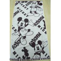 Buy cheap Jacquard bath towel from wholesalers