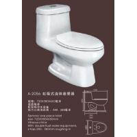 Best One piece Toilets sanitary ware products series-One piece Toilets-A-2056 silence Siphonic One-piece Toilet wholesale