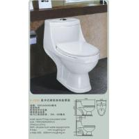 Best One piece Toilets sanitary ware products series-One piece Toilets-A-2368 wash down p-trap s-trap one piece toilet wholesale