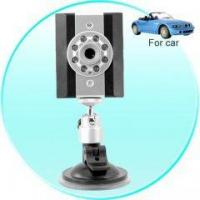 Buy cheap Nanny cameras JT129 Vehicle Video Recorder with Infra Red + In-Car Mounting Stand from wholesalers