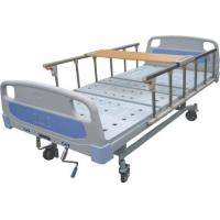 Best > Products > Hospital bed > HY112 ABS head & foot board manually operated bed wholesale