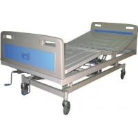 Best > Products > Hospital bed > HY116 ABS head & foot board manually operated bed wholesale