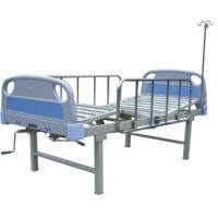 Best > Products > Hospital bed > HY119 ABS head & foot board manually operated bed wholesale