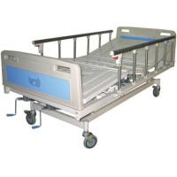 Best > Products > Hospital bed > HY111 ABS head & foot board manually operated bed wholesale