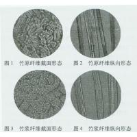 China The comparison between Original bamboo fiber and Bamboo pulp fiber on sale