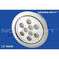 Best Mains Voltage High Power 9W LED Downlight wholesale