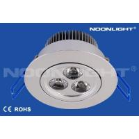 Best Mains Voltage High Power 3W LED Downlight wholesale