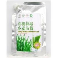 Buy cheap YOUNG WHEAT LEAVES POWDER from wholesalers