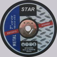 Buy cheap Cut off wheels with diamond knock out from wholesalers