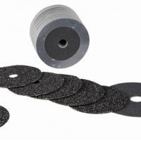 Buy cheap Silicon Carbide fiber discs from wholesalers