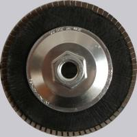 Buy cheap Flap discs with 5/8-11 Hub from wholesalers