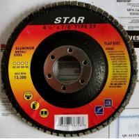 Buy cheap TYPE 29 Aluminum Oxide Flap Discs from wholesalers