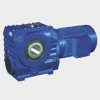 Buy cheap S series helical-worm gear reducer from wholesalers