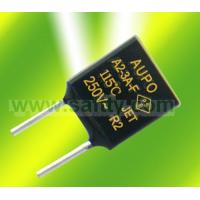 Buy cheap A-3A-F series Thermal fuse/Thermal cutoff from wholesalers