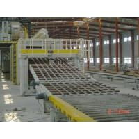 China Gypsum artificial brick production line on sale