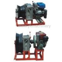 China gas powered winches on sale