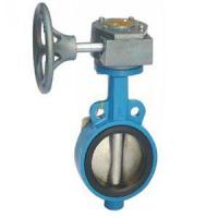 China Wafer Soft Seat Butterfly Valve on sale