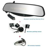 Best Bluetooth rearview Mirror BY-BT628EC4 wholesale