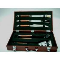 Best 5-PCS FORGED BBQ TOOL SET wholesale