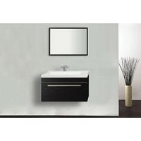 China Madrid 750 Black - complete bathroom cabinet suite - Cabinet