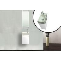China Madrid 400 White - complete bathroom cabinet suite - Cabinet