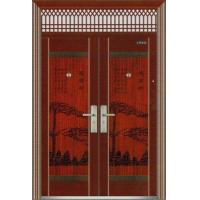 China Steel gate on sale